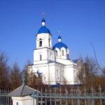 Крестовоздвиженский храм. Ополье