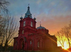 Котлы. Храм Святителя Николая.