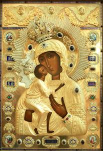 Феодоровская икона.